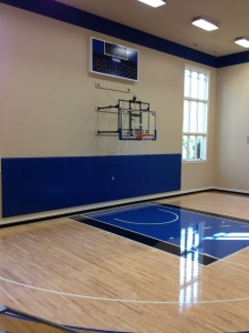Automated Basketball Hoop and Scoring system